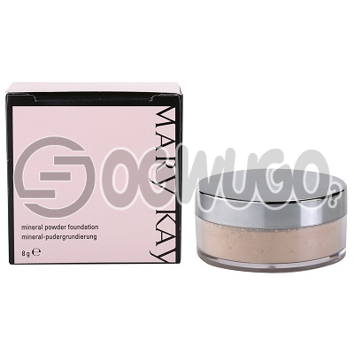 Mary Kay Mineral Powder Foundation: unable to load image