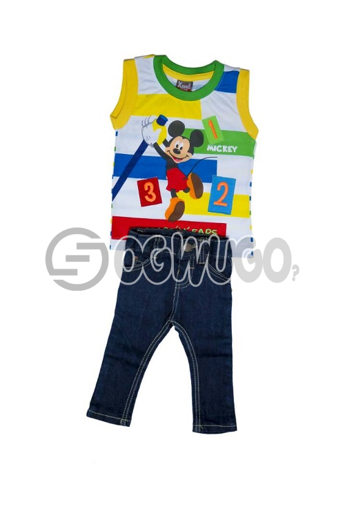Xzone pollow is worn with blue jean,It is for kids between 6-10mnths.: unable to load image