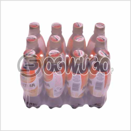 Maltina Plastic Pet Drink 12 Plastic Bottles in a carton x 33cl bottle size
