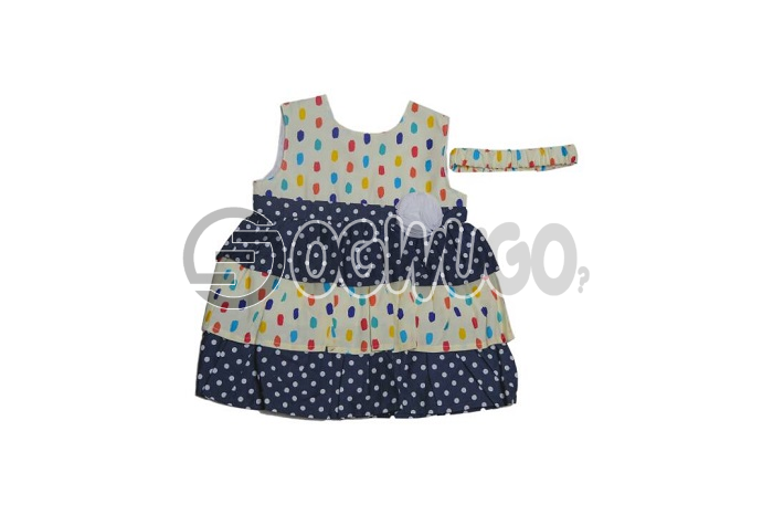 Laura ashely baby gown worn by kids 0-3months very lovely and affordable: unable to load image