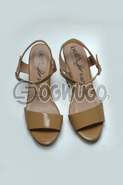 Betts for her(cream) affordable female shoe very attractive and easy to wear.: unable to load image