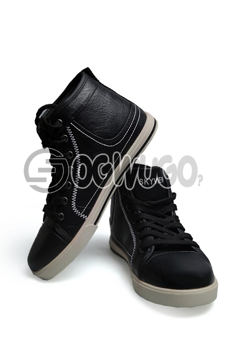 Skyview black shoe