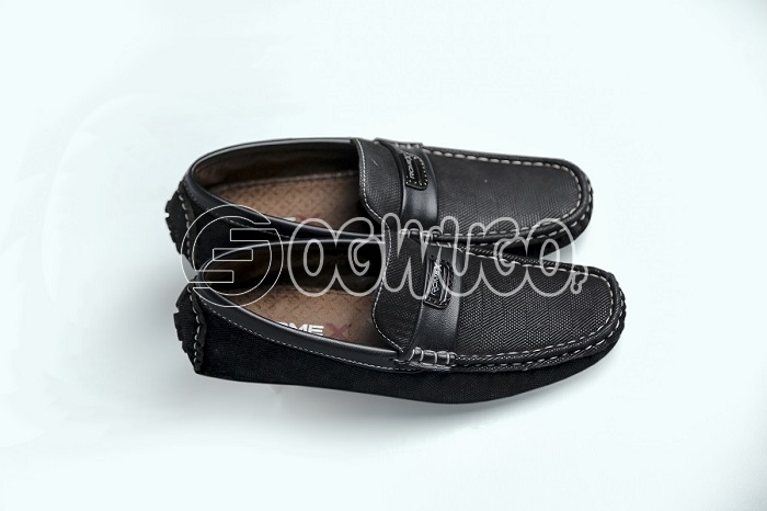 Romex black shoe