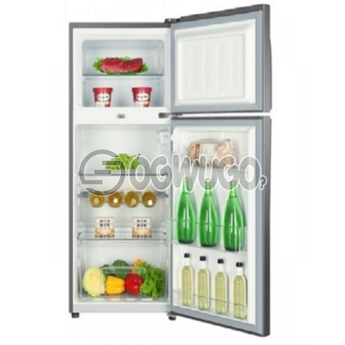 Haier Thermocool Double Door Refrigerator 350 supercooling retention for up to four days. Oder now: unable to load image