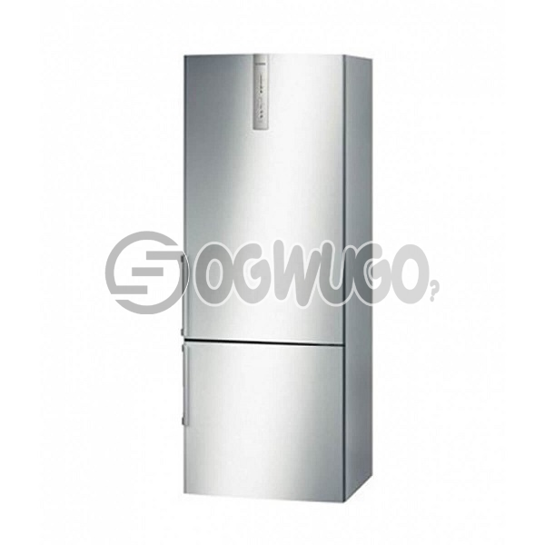 Skyrun Double Door Refrigerator - BDL168NW, Fridge / Freezer, Super Cooling Technology,