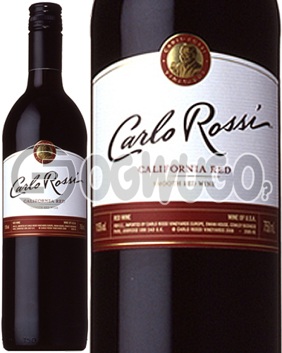 Carlo rossi California Red: unable to load image