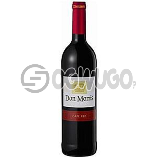 DON MORRIS CAPE RED