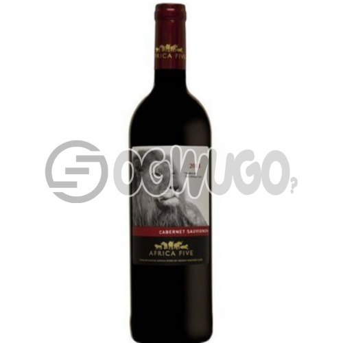 Africa five Red Wine
