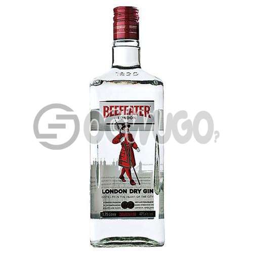Beefeater London Dry Gin: unable to load image