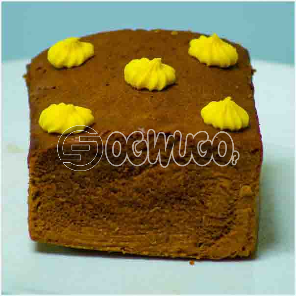 Delicious RICH FRUIT CAKE which can served as dessert or served in birthday parties