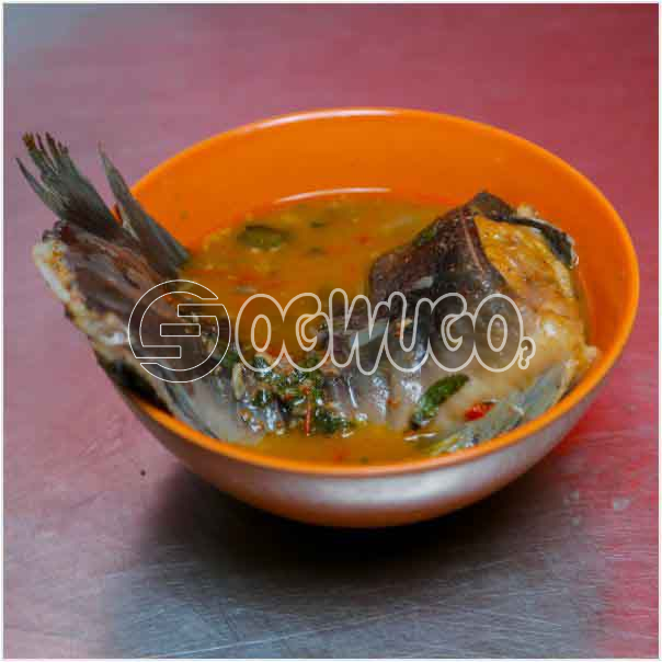 Hot Fresh Fish Sauce which come with great taste and overwhelming aroma. it is neatly prepared just