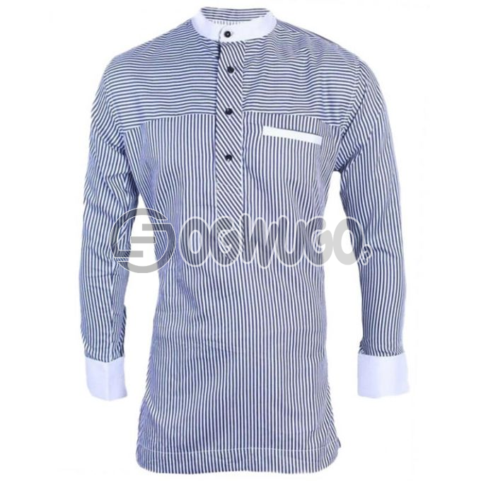 Oyenx Only Top Senator traditional wear OY08 This takes  6 working days to be delivered (If your size is extra large, it will attract an additional N500): unable to load image