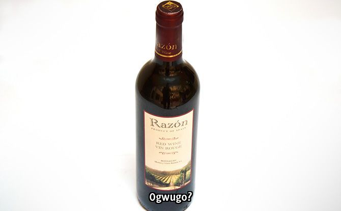 RAZON RED WINE: unable to load image