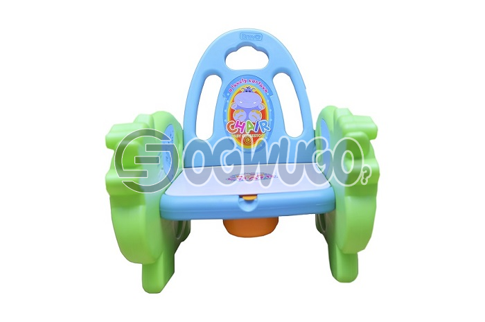Baby Bravo potty.Beautifully made for your babies convenient. It usually comes in many colours.
