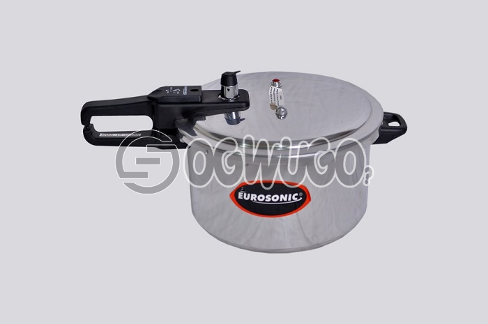 Pressure pot Eurosonic,This Pressure Cooker will cook your food faster than the regular cooking pot.: unable to load image