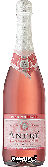 Andre Pink Moscato: unable to load image