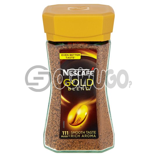 Nescafé Gold Instant Coffee which offers anti-oxidants and memory boosters like no other drin