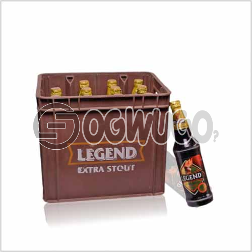 Lager legend Beer Carton