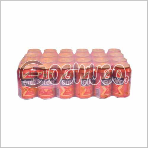 Can Gulder Ultimate Premium Lager Beer 24 can in a carton 33 cl bottle size: unable to load image