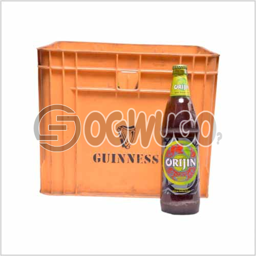 Orijin Spirit Mixed Drink x 12 Bottles in a Carton  60cl bottle size: unable to load image