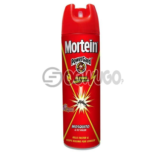 Mortein (Lemon) All Purpose Insect killer spray; kills both flying and crawling insects.: unable to load image