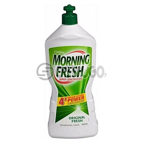 900ml Morning Fresh Zesty Lemon Original with Glycerin, best for dish washing: unable to load image