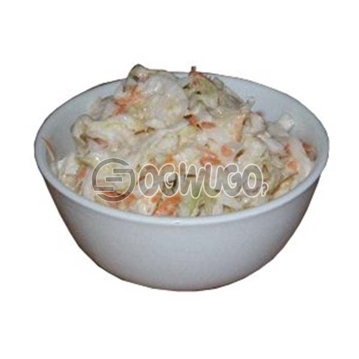 Very delicious and high nutrient containing vegetable salad, made from the freshest of vegetables.