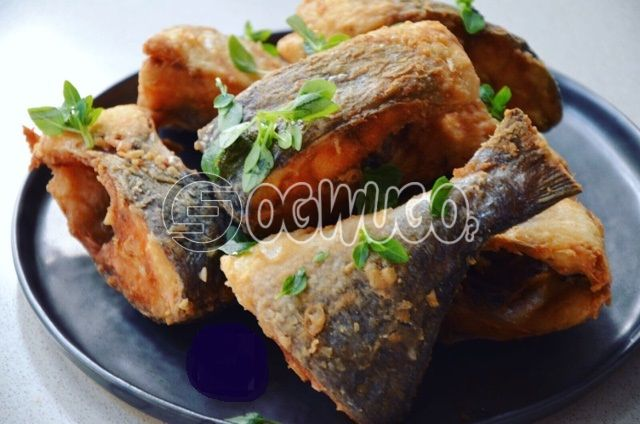One Fried Fish well prepared to give you maximum satisfaction anyday, anytime. : unable to load image