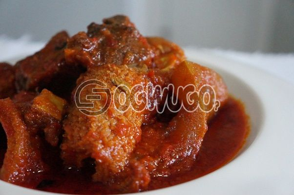 Kpomo Delicious and well garnished and Cooked Kpomo for your Satisfaction anytime. Efo Rioro, Egusi soup or with Okoro Soup