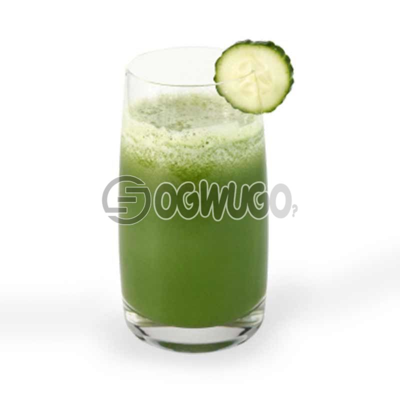 Blended and chilled WET &WILD, NUTTY BANANA, GREEN BOOST, TROPICAL TREAT (Medium Bottle)