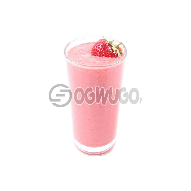 Blended and chilled SMOOTHIE, made from fresh frozen fruit and vegetables. (Small cup): unable to load image