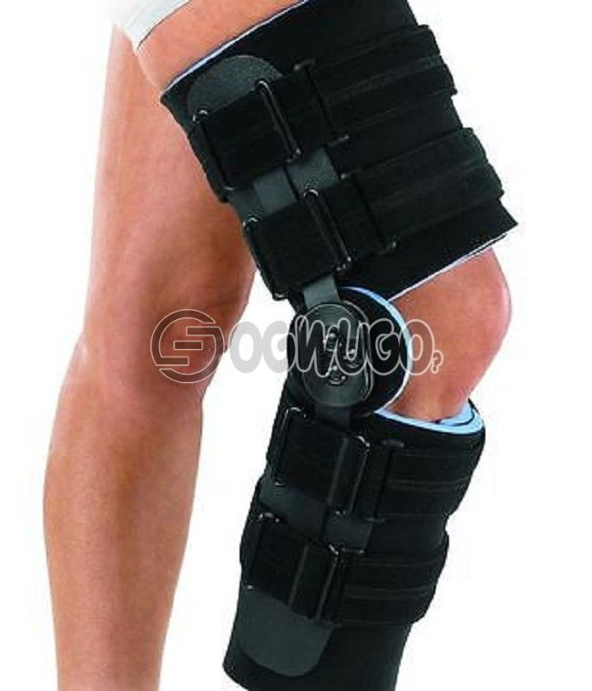 knee Support.The Good Health Knee Support is an ultra-comfortable hinge-free knee brace that provides support for cartilage injuries, mild arthritis and collateral knee ligament injuries. Latex Free: unable to load image
