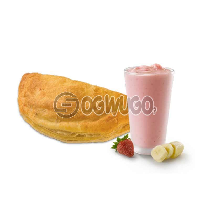 Daisy Life Mega Combo Deal: Smoothie + Any pastry of your choice(Available for a limited time).