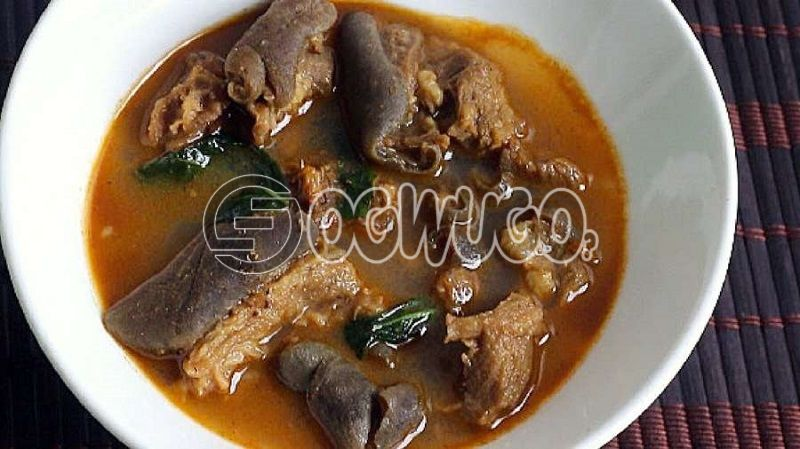 Hot Goat meat pepper soup, order now and start enjoying this meal..: unable to load image