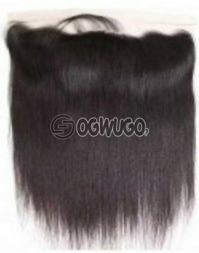 12-20 inches silky straight hair glory frontal 13 by 6 ear to ear  Lace frontal 100% virgin Indian hair : unable to load image