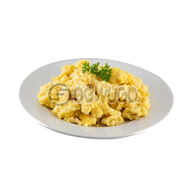 Daisy Life Scrambled Egg... Extremely yummy and deliciously made for your satisfaction.