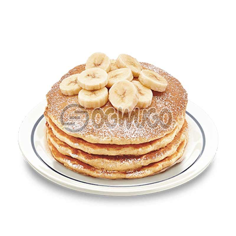 Daisy Life Special; Three (3) Banana or Coconut Pancakes... Very delicious and tasty .
