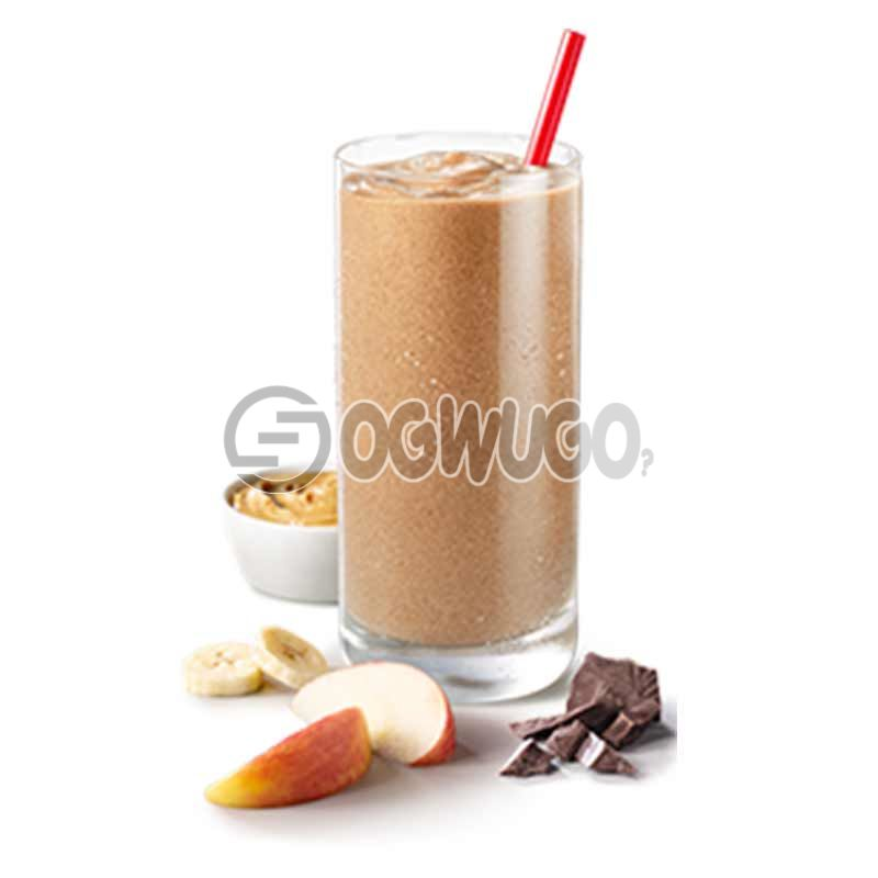 Blended and chilled WET &WILD, NUTTY BANANA, GREEN BOOST, TROPICAL TREAT (Large Bottle)