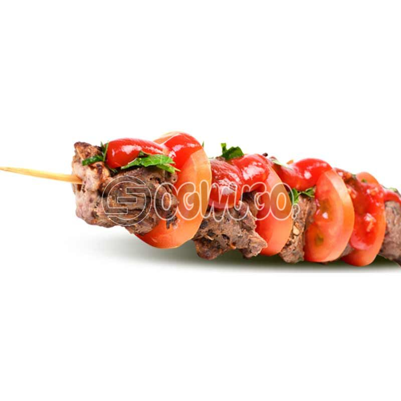 Crunchies delicious Beef Kebab: unable to load image