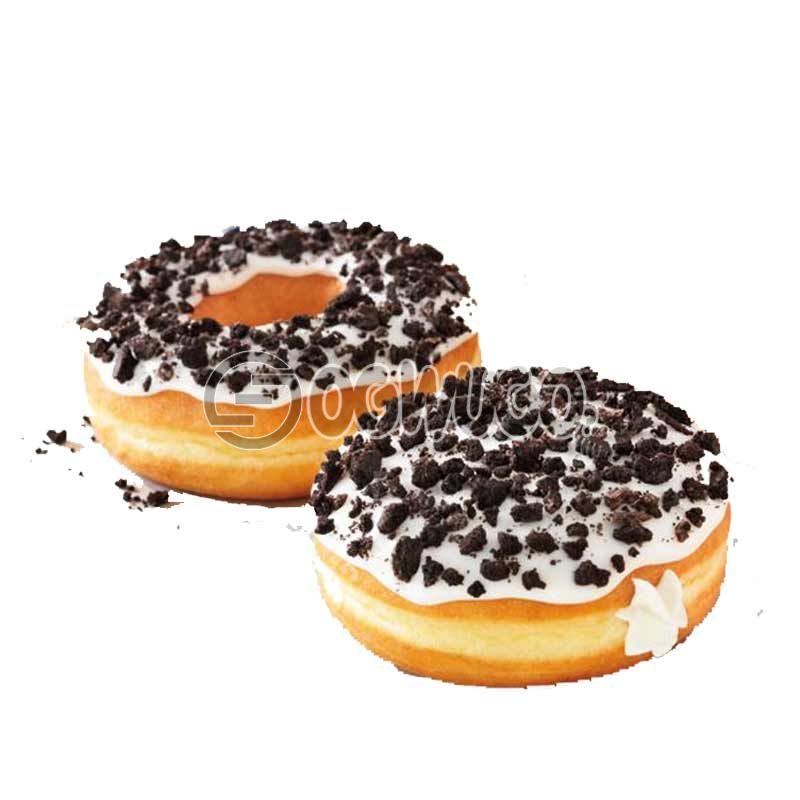Crunchies Jam, Spikey or Round Doughnuts: unable to load image