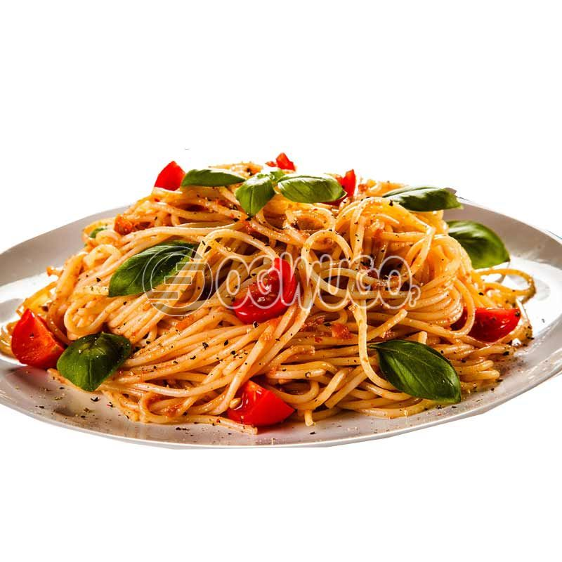 Crunchies deliciously prepared Spaghetti.: unable to load image
