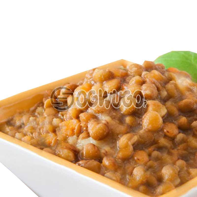 Crunchies sweet Porridge Beans.: unable to load image