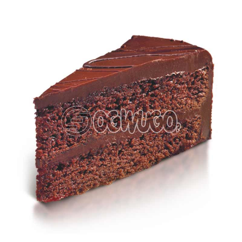 A piece of chocolate cake.: unable to load image