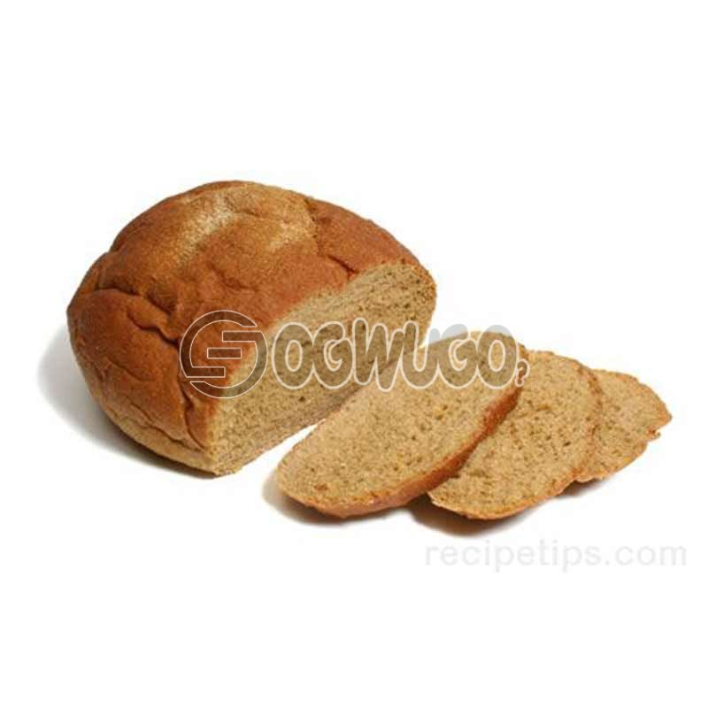 Hot short sliced bread.