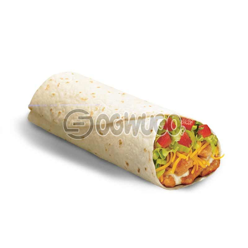 Very tasty and delicious Chicken Burrito.