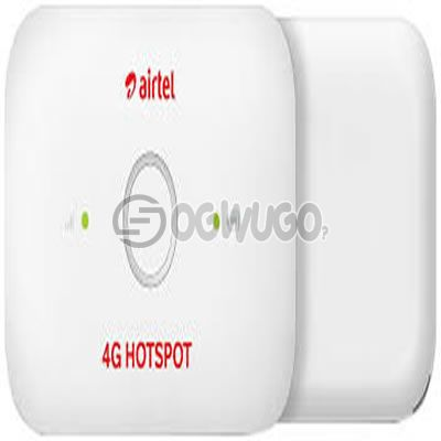 Airtel MiFi (Can take all sim cards be it Glo or MTN).