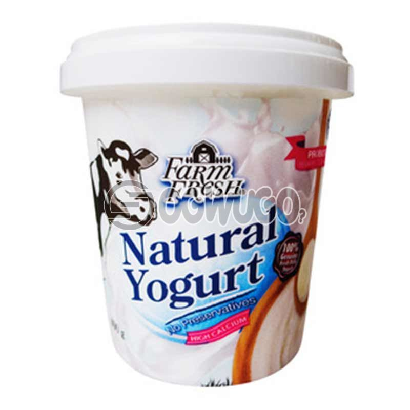 Big size Farm Fresh Yogurt: unable to load image