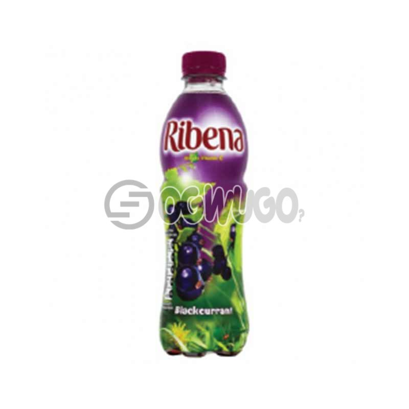 Chilled Ribena drink just for you.