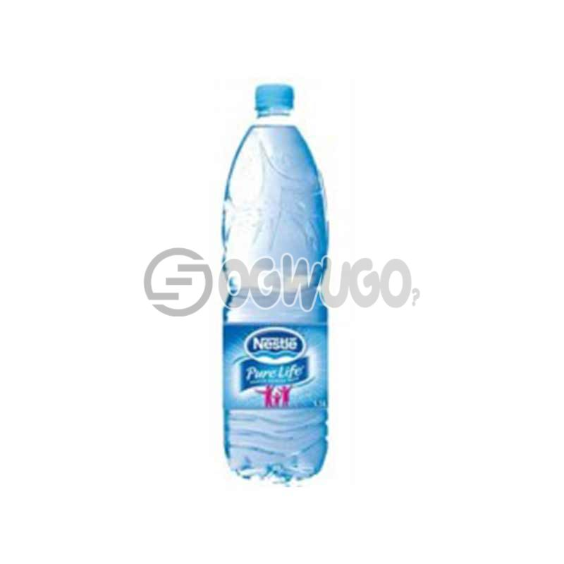 Small size Nestle table water