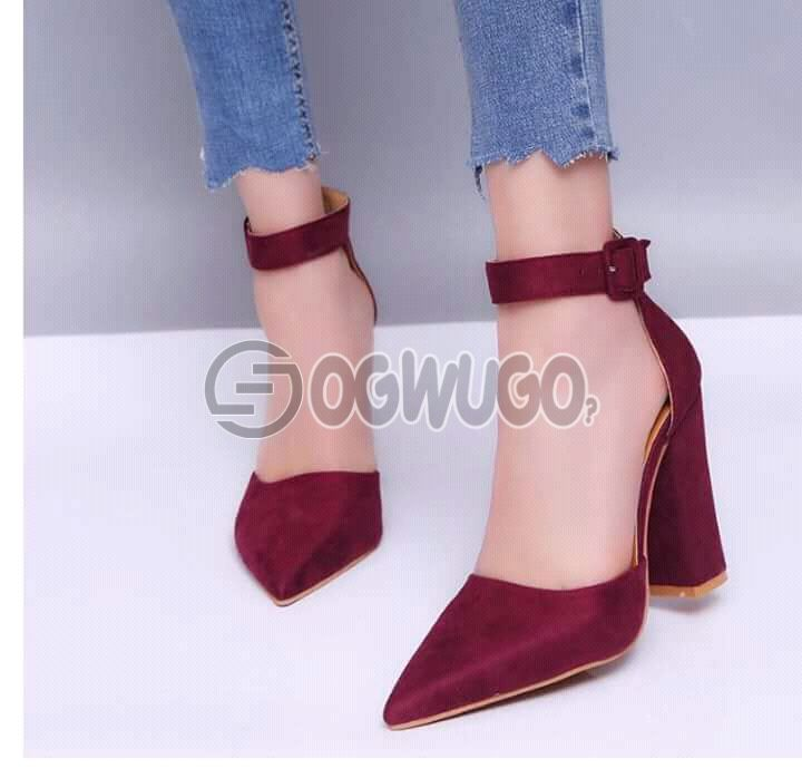 Fashion Ladies classic high heels with great fitting ,great comfort friendly fashion for women
